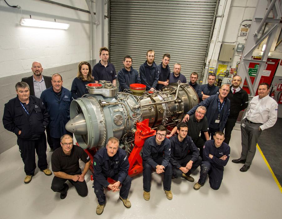 Rwg Evolution Rwg Gas Turbine Repair Amp Overhaul