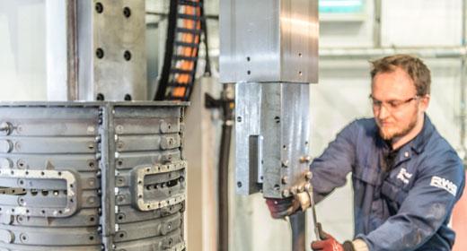 Repair and overhaul services for gas generators
