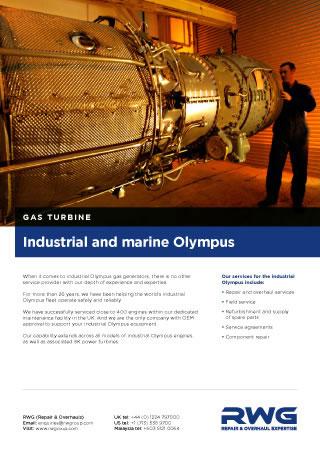 Industrial and Marine Olympus Datasheet
